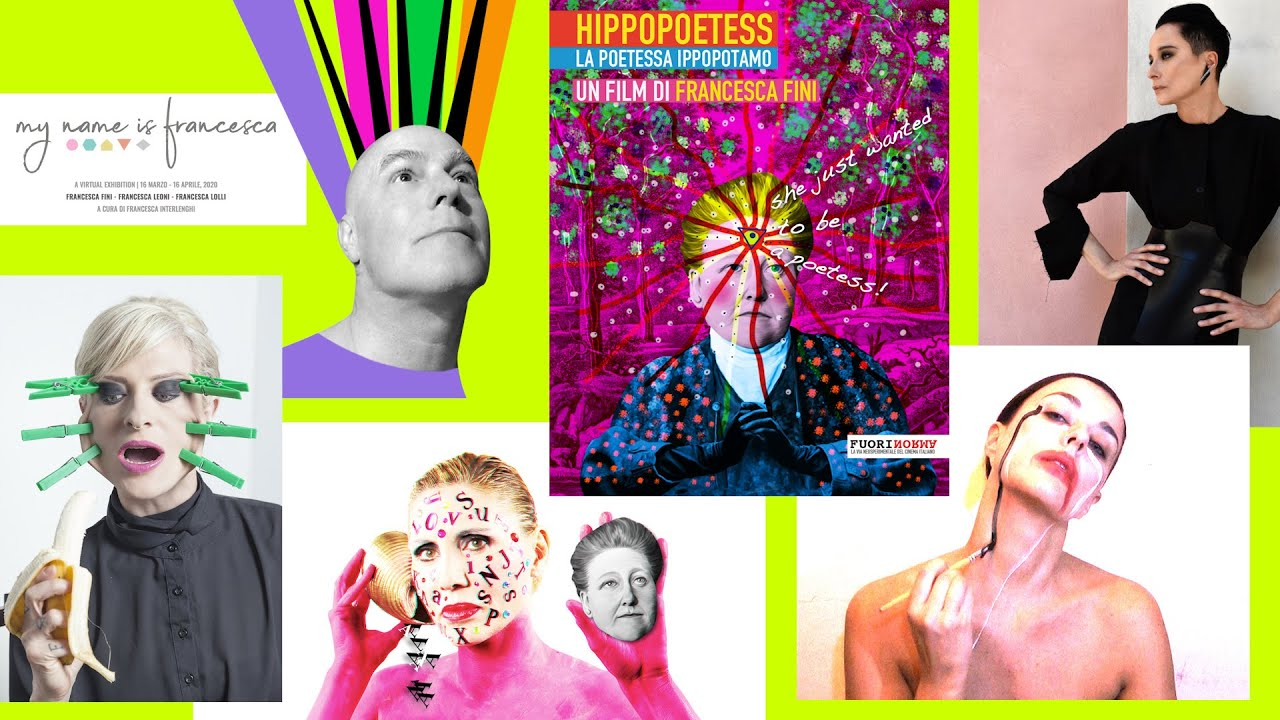MNIF TV | Francesca Fini ci racconta la sua poetessa ippopotamo