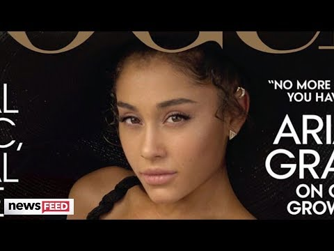 Ariana Grande Gets BASHED For Skin Color On Vogue Cover! Mp3