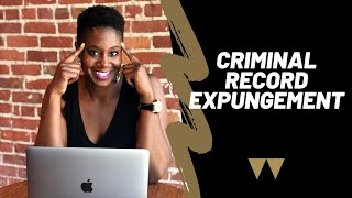 Criminal Record Expungement Clinic