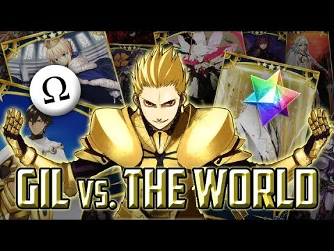 Who Could Beat Gilgamesh? (feat  StudiOmega) — A Fate Lore Discussion