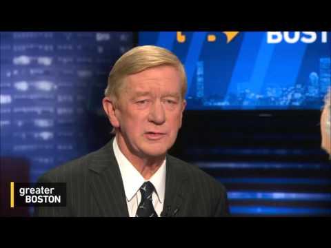Former Gov. Bill Weld On His Candidate, John Kasich