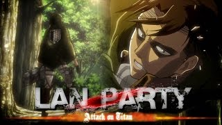Attack on Titan - Forest of Big Ass Trees - LAN Party
