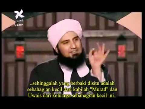 Jangan di nilai manusia dari luaran: al-Habib Ali al-Jufri