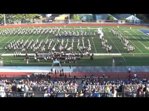 2015 UMass Marching Band || Allentown
