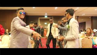 Arwin & Nazreen ROM Reception [Groom] | Best Wedding Entrance Singapore 2016