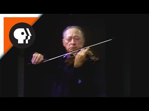 Jascha Heifetz: Passion in His Playing
