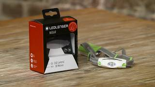 Ledlenser headlamp NEO6R - english