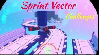 Sprint Vector stupid challenges lol