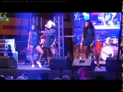 Sally Boss Madam - Live City Of Windhoek New Year Bash, 31 Dec 2017