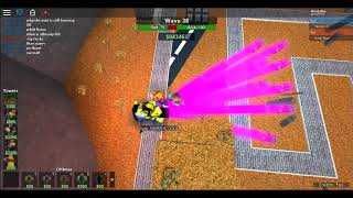 How to beat new void without ZED at 1v1 Roblox [Tower Battles]
