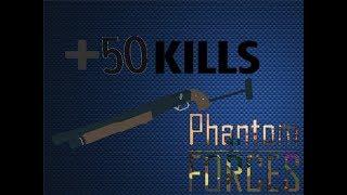 +50 KILLS AUF PHANTOM FORCES ! [Roblox]