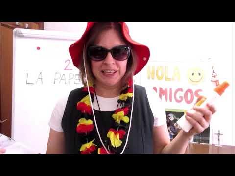 Hola amigos - 2. lekce španělštiny s misionářkou