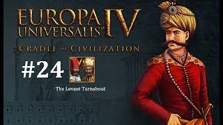 EU4 - Cradle of Civilization - Mamluks - Part 24