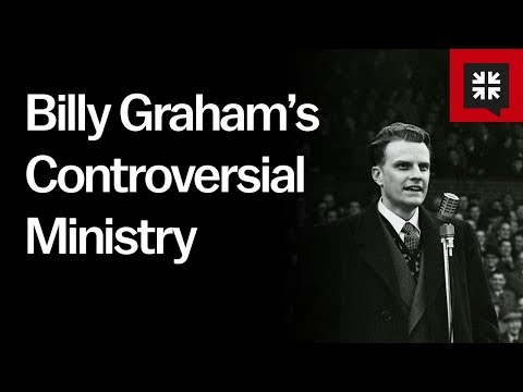 Billy Graham's Controversial Ministry // Ask Pastor John // 2014
