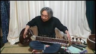 Jin Nakamuraのシタール解説