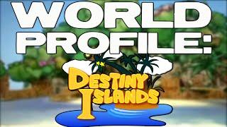 Kingdom Hearts World Profile: DESTINY ISLANDS (Pre-Kingdom Hearts 3)