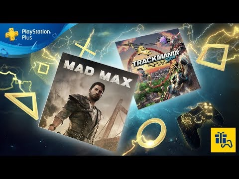 vos jeux ps plus d 39 avril 2018 mad max et trackmania turbo sur ps4 youtube. Black Bedroom Furniture Sets. Home Design Ideas
