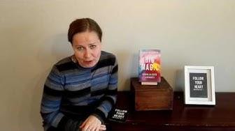Elizabeth Gilbert Big Magic -kirja työhyvinvointiblogin ensimmäisen artikkelin innoittajana