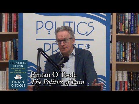 Fintan O'Toole, 'The Politics of Pain'