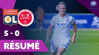 VIDEO: Résumé OL / Reims | D1 ARKEMA | Olympique Lyonnais