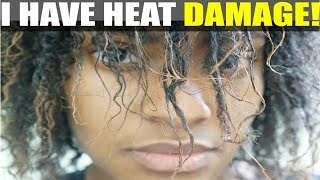 I HAVE HEAT DAMAGE!!! ► Dominican Blow Out