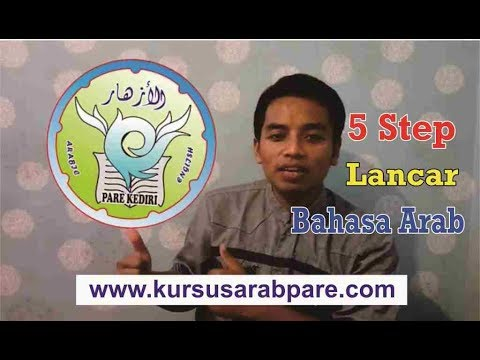 5 Trik Lancar Bahasa Arab yang sering tidak kita sadari