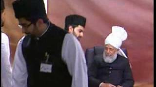 Talaba Jamia Kay Saath Aik Nashist: 17th December 2009 - Part 8 (Urdu)