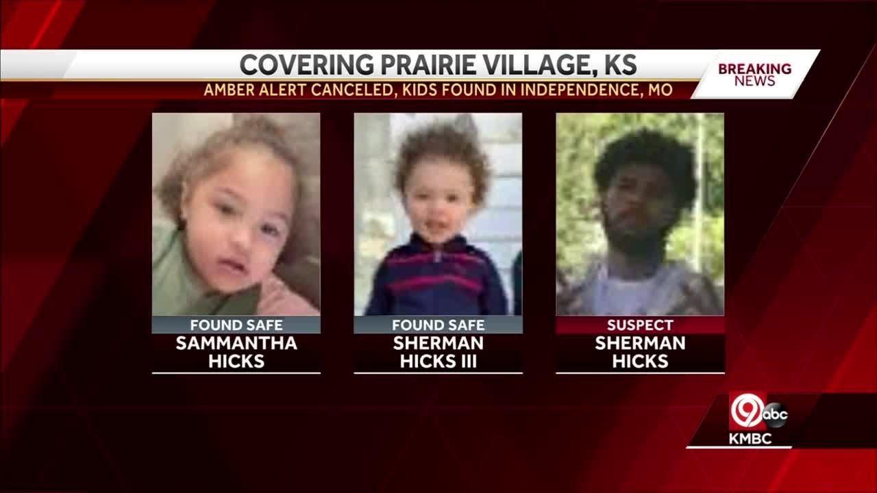 Amber Alert CANCELED; baby found safe, suspect in custody