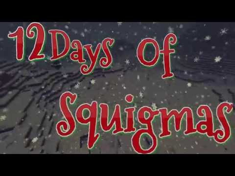 12 Days Of Squigmas | Preview