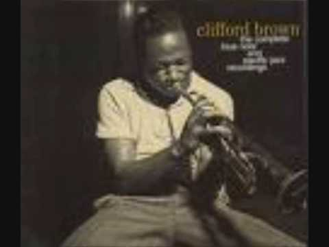 Clifford Brown  -  I cover the waterfront
