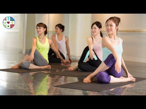 Gerakan Yoga mengecilkan perut untuk pemula