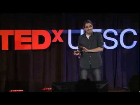 Dreaming On Purpose: Jesse D'Andrade at TEDxUTSC
