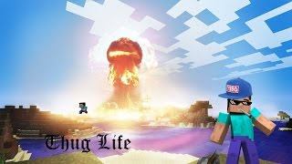 Minecraft Thug Life Compilation | Best 3 ways to troll / kill your friends | Tutorial