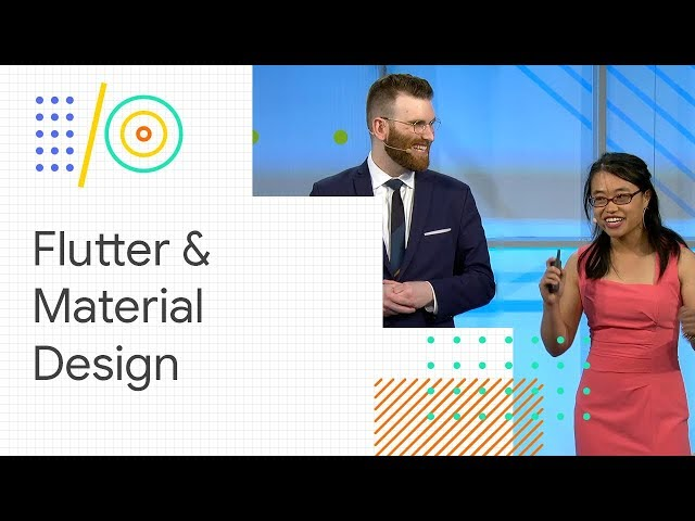 Code beautiful UI with Flutter and Material Design (Google I/O '18)