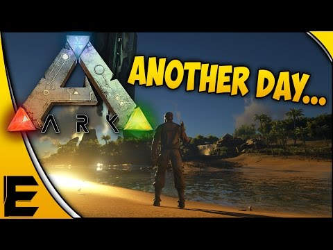 """ARK Survival Evolved Gameplay ➤ """"Just Another Awesome Day"""" [Part 15]"""