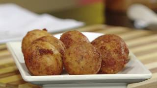 Easy Cheesy Balls with vahchef