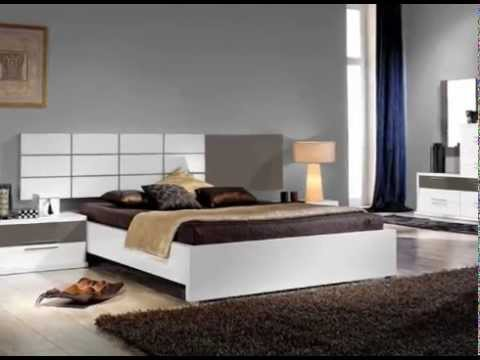 dormitorios de matrimonio con cabezales de cama espectaculares youtube - Cabezales De Cama