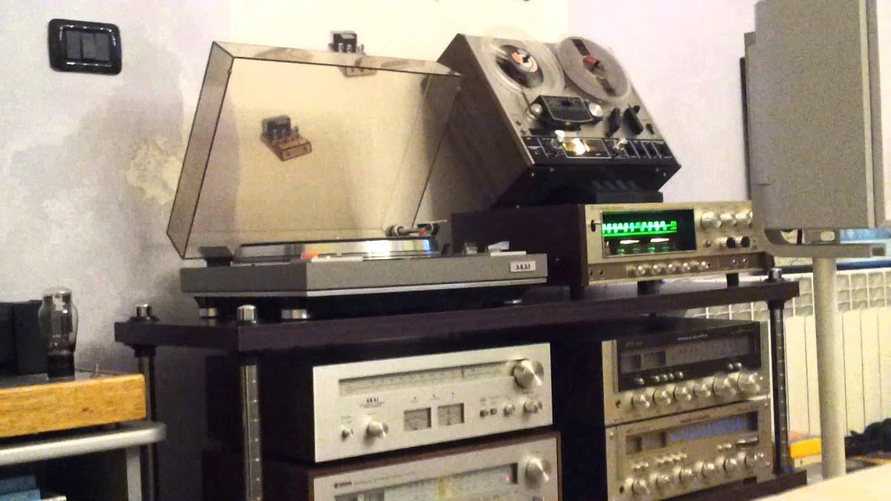 Hi Fi Vintage Akai Jvc Marantz Yamaha Youtube