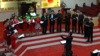 O Be joyful in The Lord (Felix Mendelssohn Bartholdy)