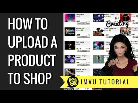 How to make someone a mod in your imvu room by Lilashwolf