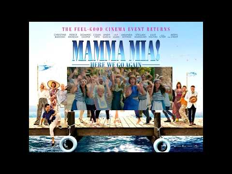 Mamma Mia Here We Go Again - Dancing Queen