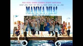 Mamma Mia Here We Go Again - Dancing Queen