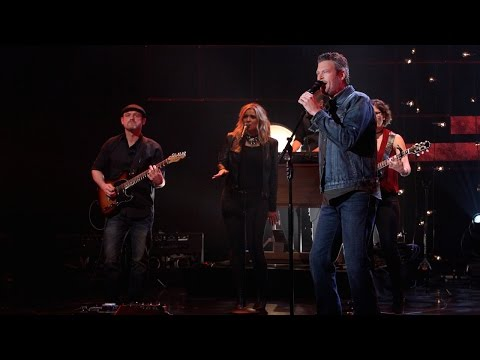 Blake Shelton Performs'Came Here to Forget'