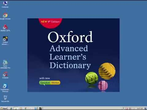 Oxford advanced dictionary pdf download 9th edition free is here.