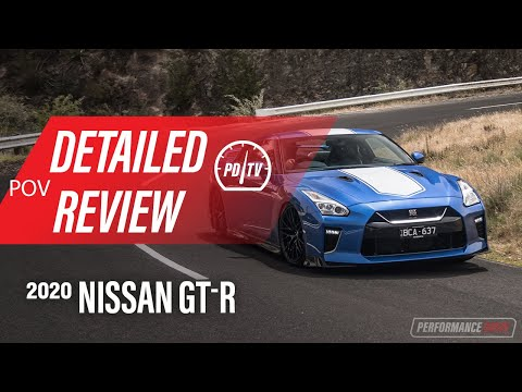 2020 Nissan GT-R 50th Anniversary Edition: Detailed Review (POV)