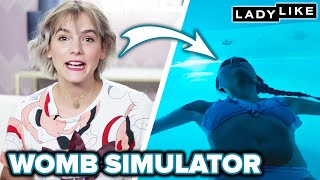 We Recreate A Womb Simulator Using Float Therapy • Ladylike