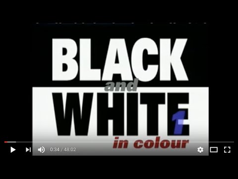 Black and White in Colour: Television, Memory, Race (1992) Part 1