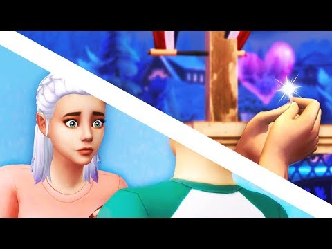 GONE INTO LABOR??? 🍼 // The Sims 4: Cats & Dogs #13