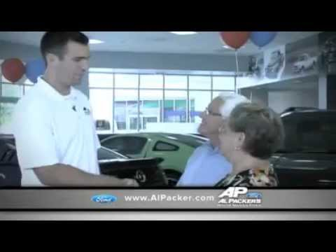 joe flacco chooses al packer white marsh ford youtube. Cars Review. Best American Auto & Cars Review