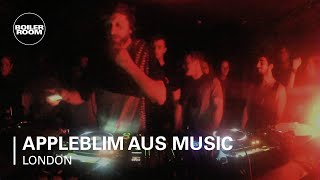 Appleblim Aus Music Boiler Room London DJ Set